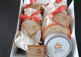 Votre box de Noël de produits natruels à 45€